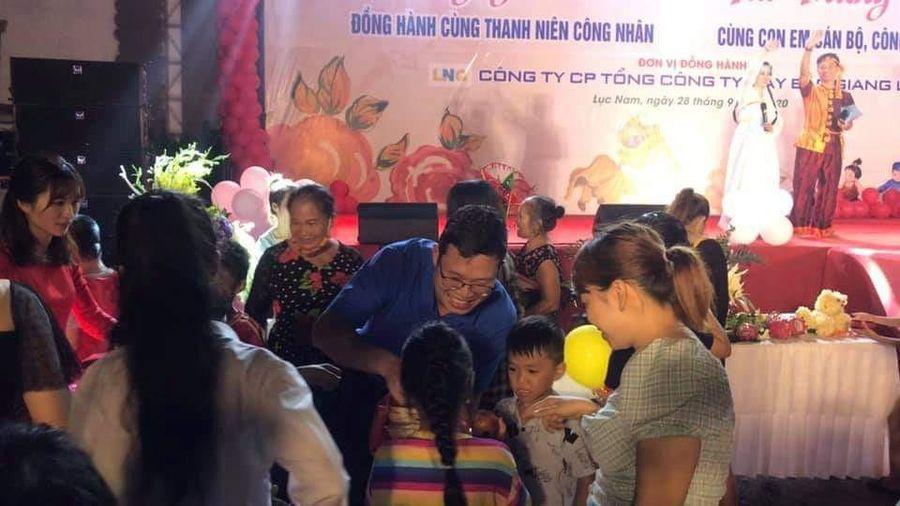 Tỉnh Đoàn Bắc Giang vận động hơn 1,5 tỷ đồng trao quà Trung thu cho trẻ khó khăn