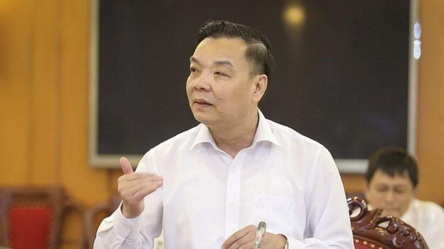 Thủ tướng phê chuẩn ông Chu Ngọc Anh làm Chủ tịch thành phố Hà Nội