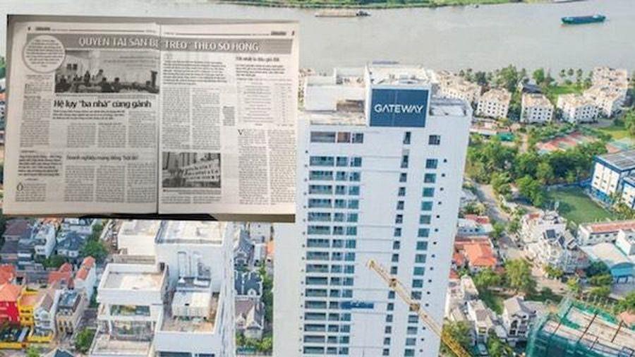 Thủ tướng yêu cầu giải quyết vụ 30.000 căn hộ 'tắc' sổ hồng