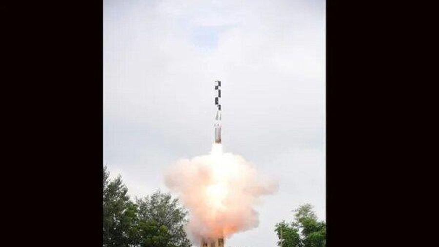 Ấn Độ thử nghiệm thành công tên lửa Brahmos cải tiến