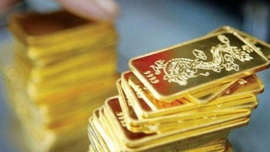 Giá vàng SJC tăng nhẹ, rút ngắn khoảng cách với thế giới