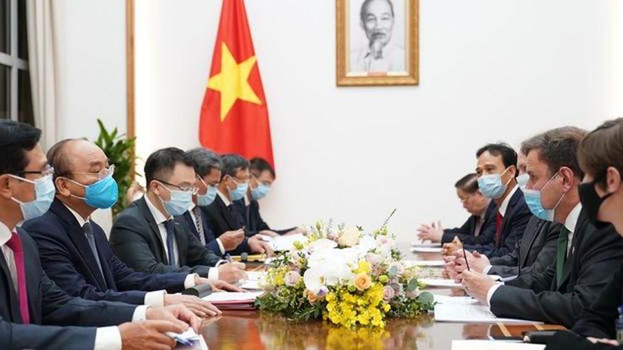 Tập đoàn Anh muốn đầu tư tới 6 tỷ USD phát triển lưới truyền tải điện gió tại Việt Nam