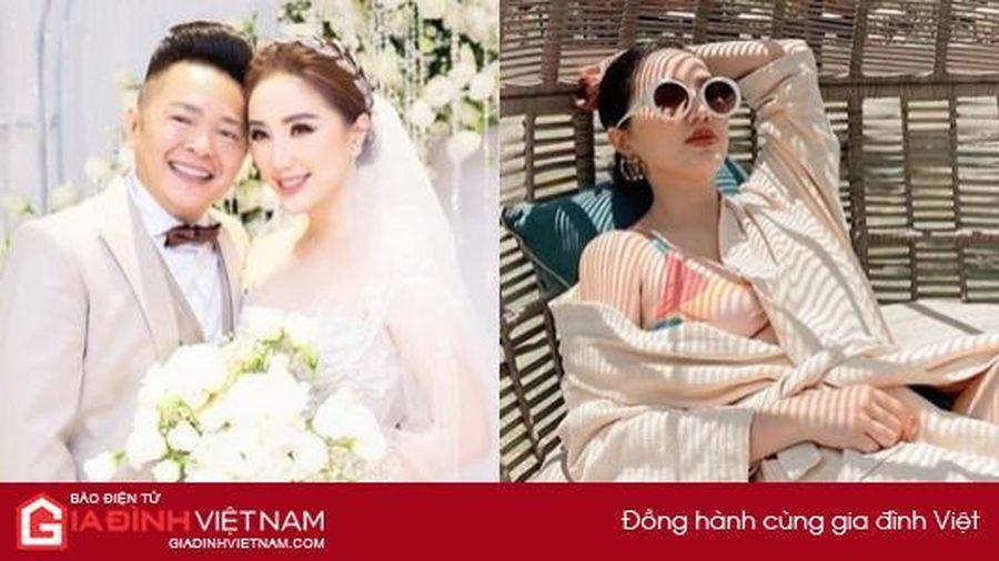 Bảo Thy làm vợ đại gia Hà Tĩnh giàu nức tiếng, phản ứng bất ngờ khi bị nói 'hạnh phúc vì tiền'