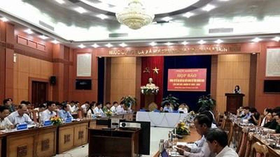 Bí thư, Phó Bí thư Tỉnh ủy Quảng Nam tiếp tục ứng cử nhiệm kỳ mới