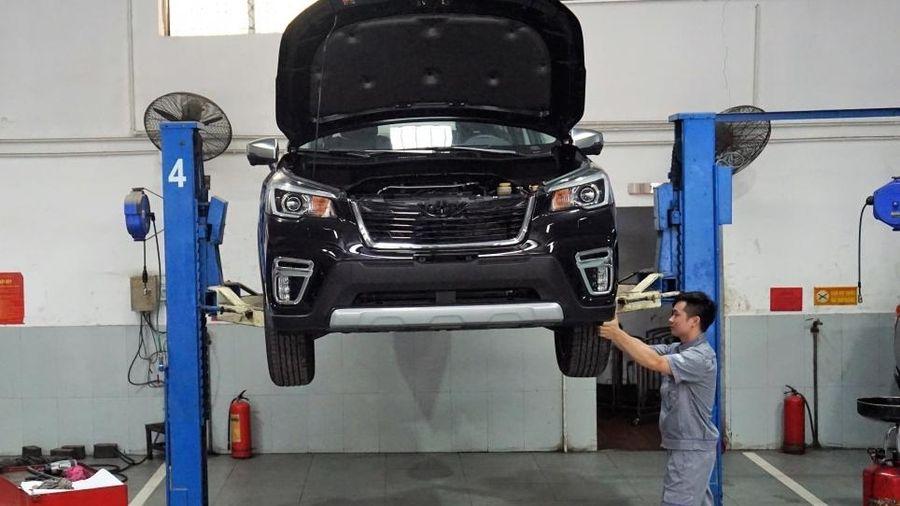 Hạn cuối nộp Giấy đề nghị gia hạn nộp thuế TTĐB đối với ô tô sản xuất hoặc lắp ráp trong nước