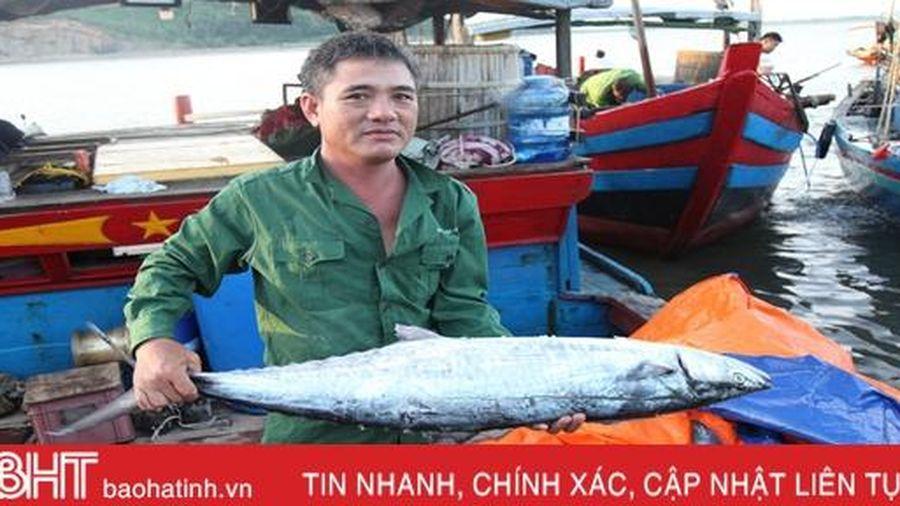 Kinh tế Thủy sản Hà Tĩnh phát triển khá, tổng sản lượng 9 tháng đạt 43.267 tấn
