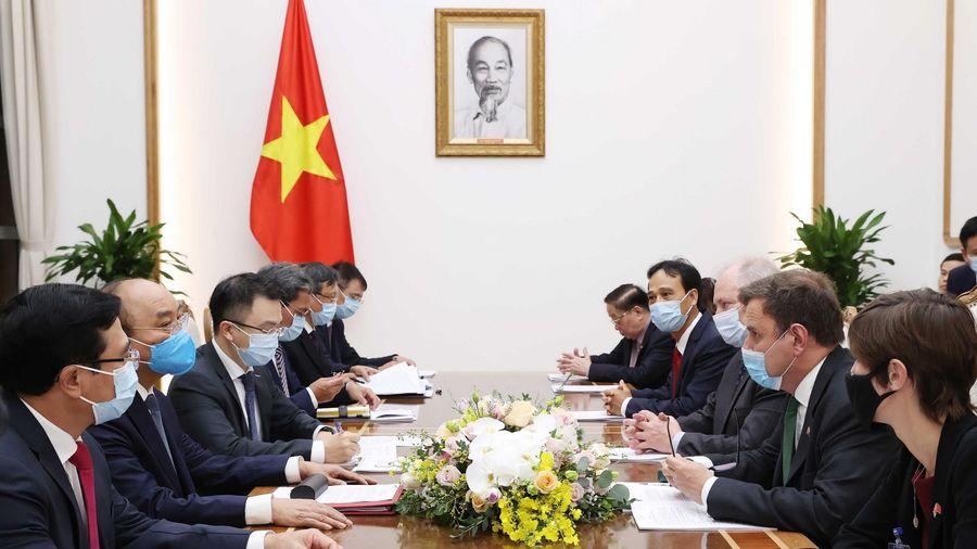 Việt Nam luôn tạo mọi điều kiện thuận lợi cho các nhà đầu tư