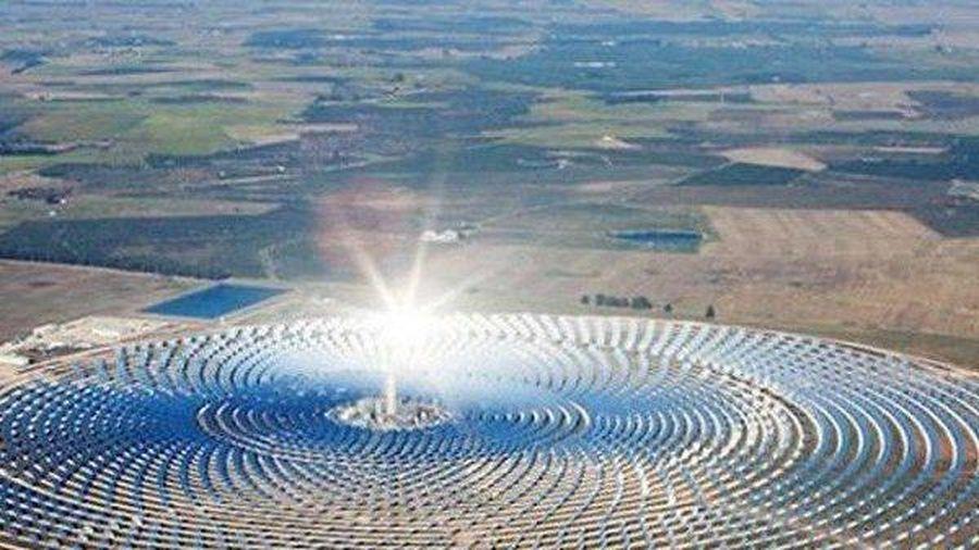 Clip: Toàn cảnh nhà máy năng lượng mặt trời ở Argentina