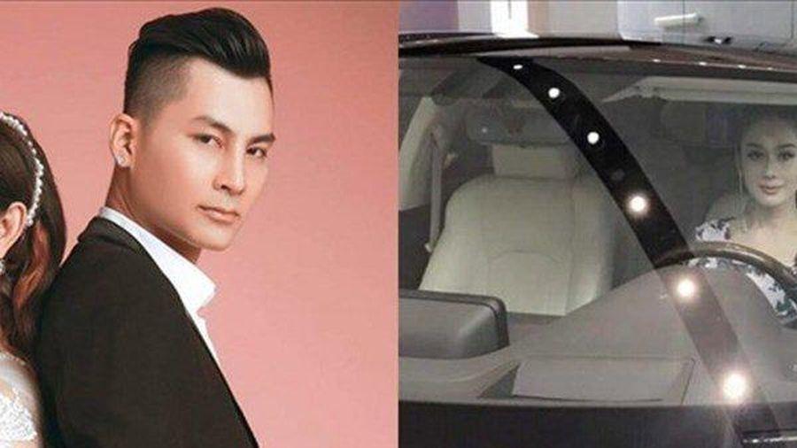 Bóc giá xế hộp tiền tỷ của vợ chồng ca sĩ Lâm Khánh Chi