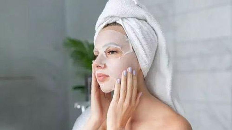 Bạn nên đắp mặt nạ giấy trong bao lâu là đủ?