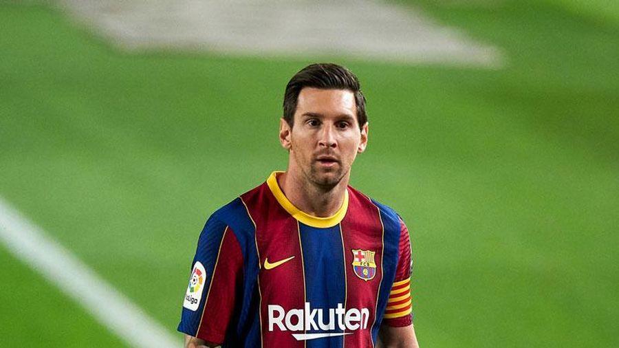 Messi: 'Tất cả mọi thứ tôi làm đều vì lợi ích của Barca'