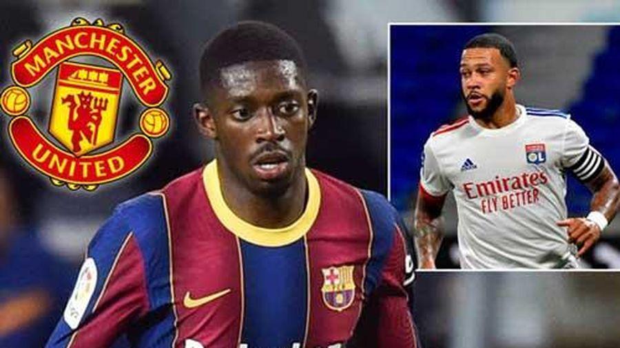 Bị Dortmund từ chối bán Sancho, Man United 'loạn' phương án thay thế