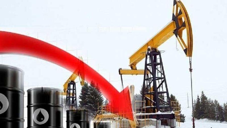 Giá xăng, dầu (30/9): 'Lao dốc không phanh'