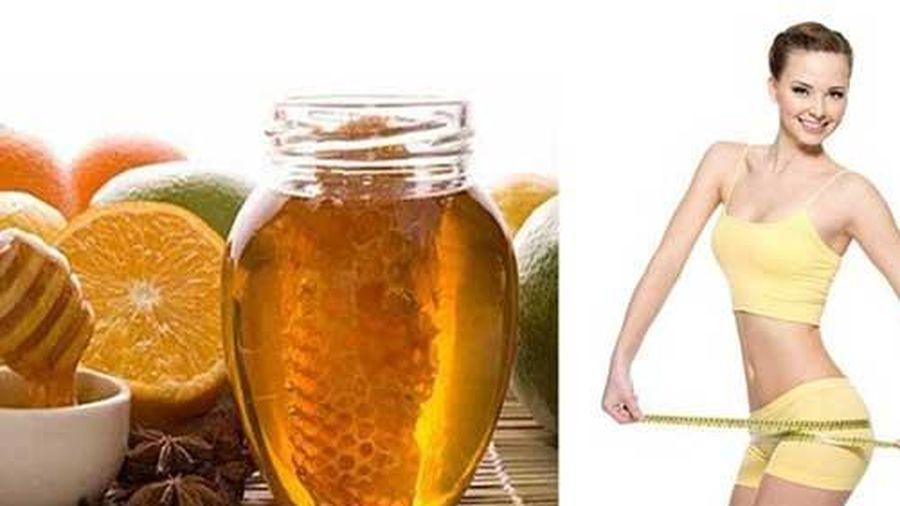 Uống nước mật ong theo cách này giảm cân nhanh hơn cả hút mỡ