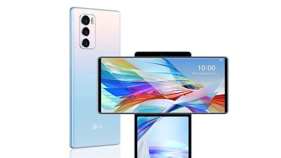 Hé lộ giá bán LG Wing 5G với màn hình xoay độc đáo, RAM 8 GB, chống nước
