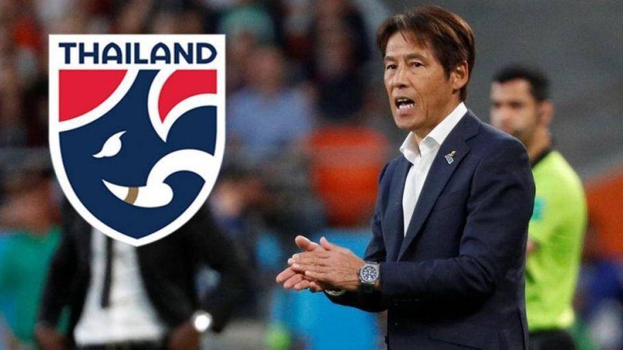 Đằng sau cú 'sốc' của HLV Nishino với danh sách triệu tập tuyển Thái Lan