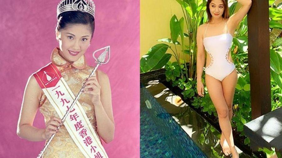 Hé lộ cuộc sống của Hoa hậu Hong Kong từng bị tố giật bồ trên truyền hình