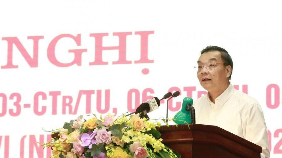 Hà Nội sẽ thực hiện thi tuyển một số chức danh lãnh đạo, quản lý