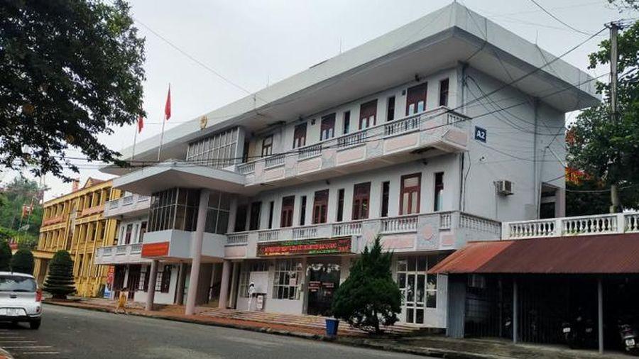 Những vi phạm của huyện Bắc Quang chưa đến mức phải nhận kỷ luật?