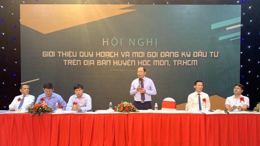 TP HCM: Hóc Môn bắt đầu cho kế hoạch thành quận