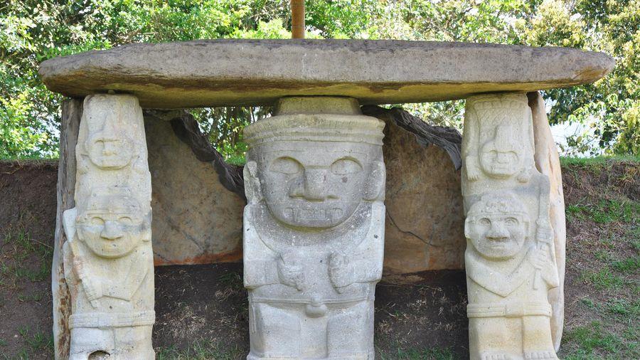Công viên Khảo cổ San Agustín
