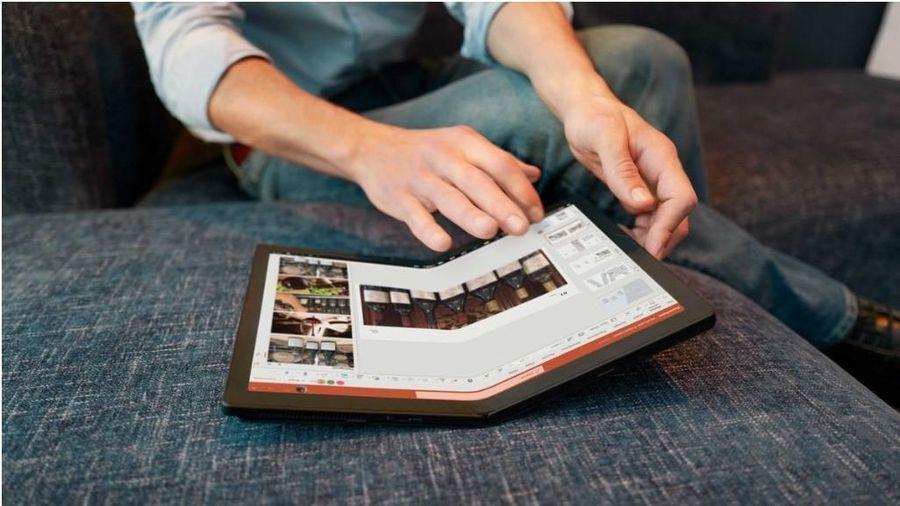 Lenovo Thinkpad X1 Fold laptop màn hình gập tiên trên thế giới sẽ ra mắt vào ngày 30/10