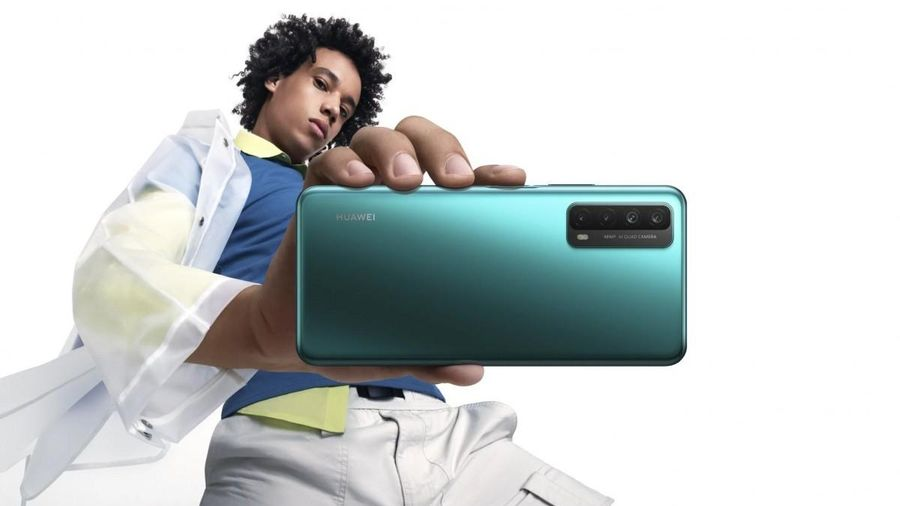 Huawei ra mắt điện thoại tầm trung P Smart 2021, với chipset Kirin 710A