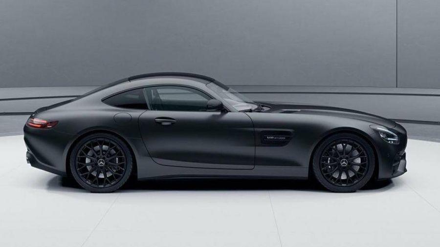 Mercedes-Benz AMG GT 2021 sẽ có thêm một số trang bị mới