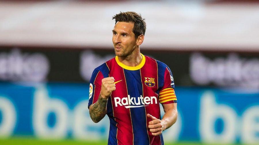 Messi lập liền hai kỷ lục ngay trận đầu tiên của mùa giải mới