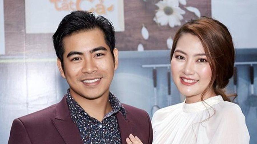Ngọc Lan bí mật ra sân bóng cổ vũ chồng cũ Thanh Bình, hé lộ tình trạng hậu ly hôn