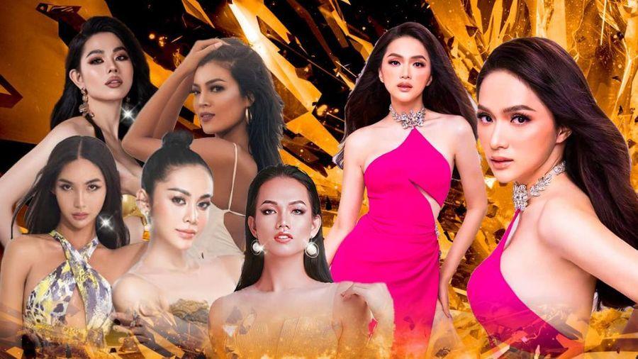 Lộ diện 5 ứng viên đầu tiên tranh vương miện Hoa hậu Chuyển giới Việt Nam 2020