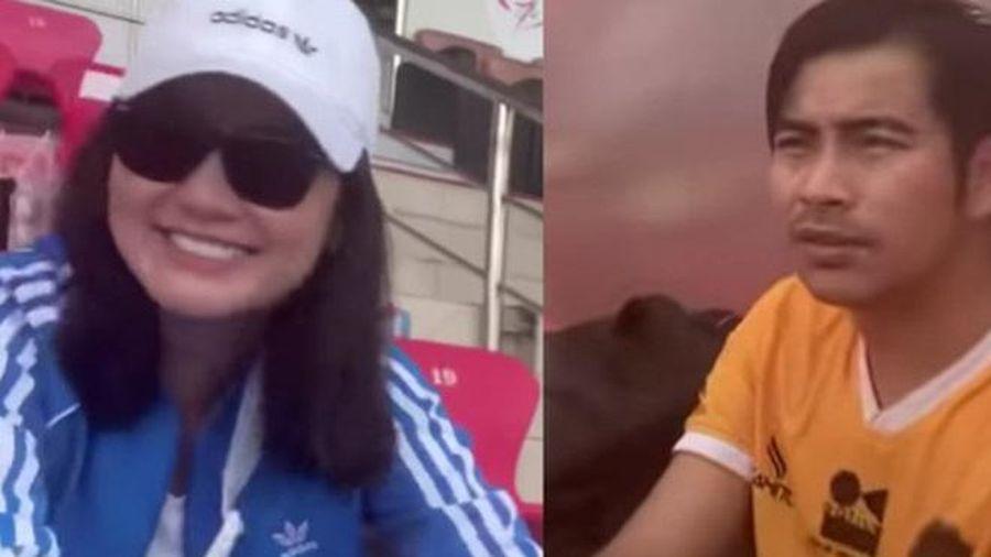 Gặp nhau ở sân bóng, thái độ của Ngọc Lan với Thanh Bình khiến nhiều người bất ngờ