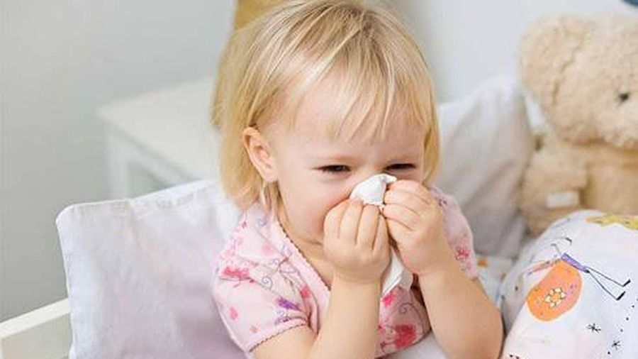 Nhận biết các dấu hiệu viêm xoang ở trẻ em