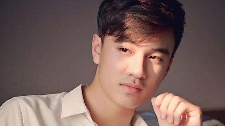 Diễn viên Quang Trọng từng bỏ học để theo nghiệp diễn