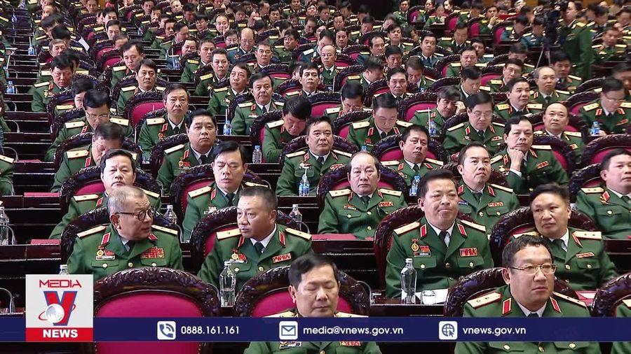 Bế mạc Đại hội đại biểu Đảng bộ Quân đội lần thứ 11