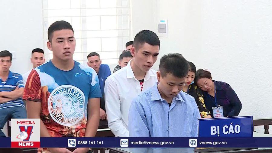 Tuyên án vụ cướp tại Ngân hàng Techcombank Sóc Sơn