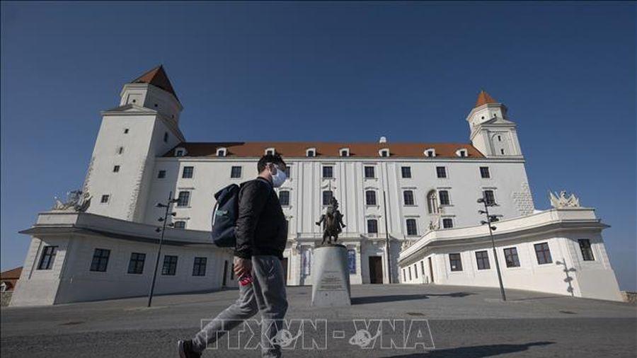 Slovakia ban bố tình trạng khẩn cấp