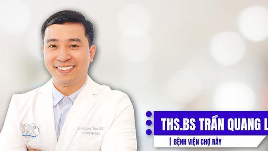 Thẩm mỹ Y khoa Dr Long - Thẩm mỹ uy tín tại TP.HCM từ thương hiệu thẩm mỹ cá nhân của Ths.Bác sỹ Trần Quang Long