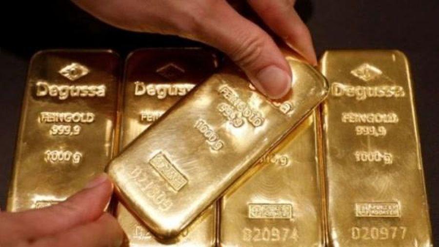 Giá vàng thế giới hôm nay (30/9): Tiếp tục tăng trong khi đồng USD lao dốc