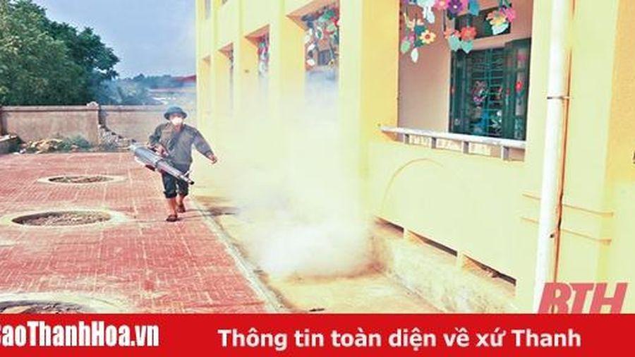 Huyện Thạch Thành chủ động phòng chống sốt xuất huyết