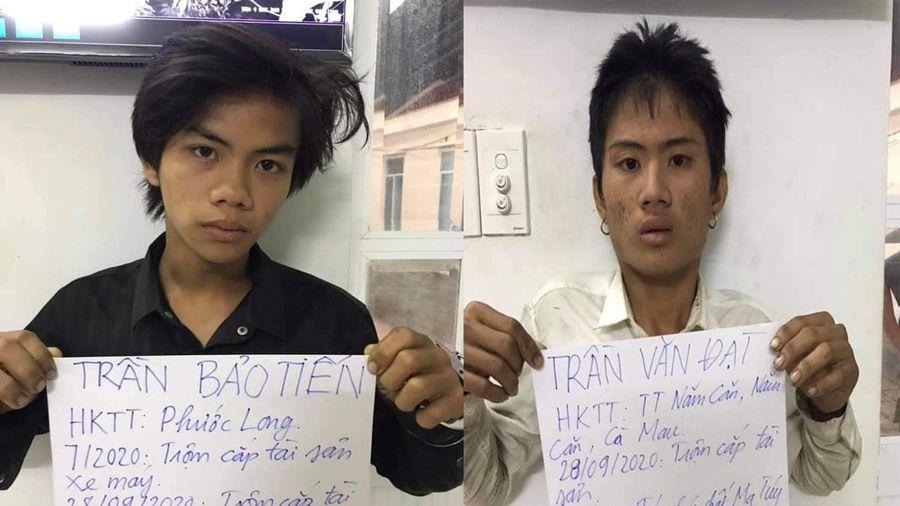 Trộm chuông chùa đem bán lấy tiền mua ma túy
