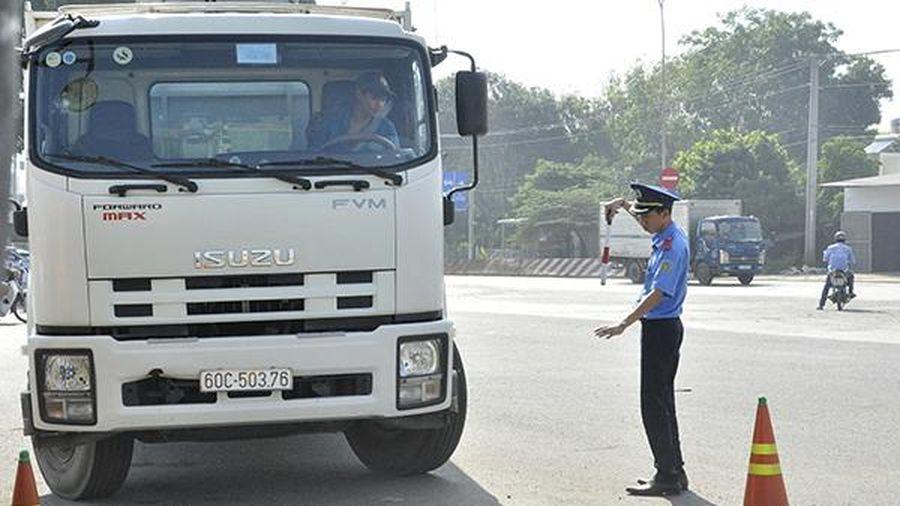 Giữ vững trật tự an toàn giao thông