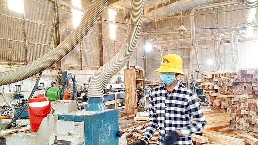 Doanh nghiệp bước vào mùa sản xuất cuối năm