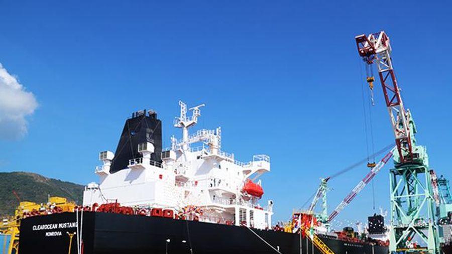 Công ty Trách nhiệm hữu hạn Đóng tàu Hyundai Việt Nam: Đã bàn giao 13 tàu cho khách hàng