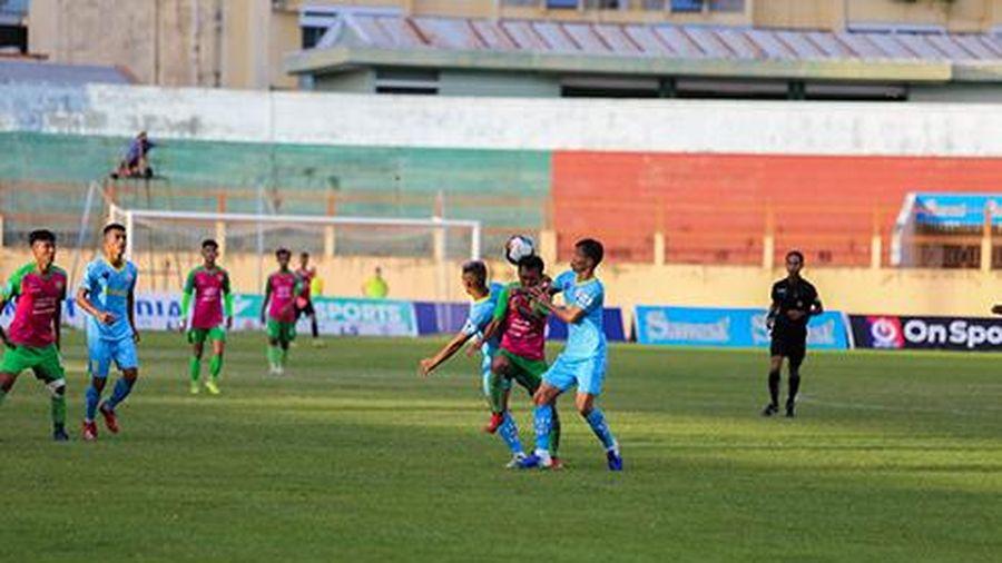 Sanna Khánh Hòa-Biển Việt Nam thắng dễ Đồng Tháp 3-0