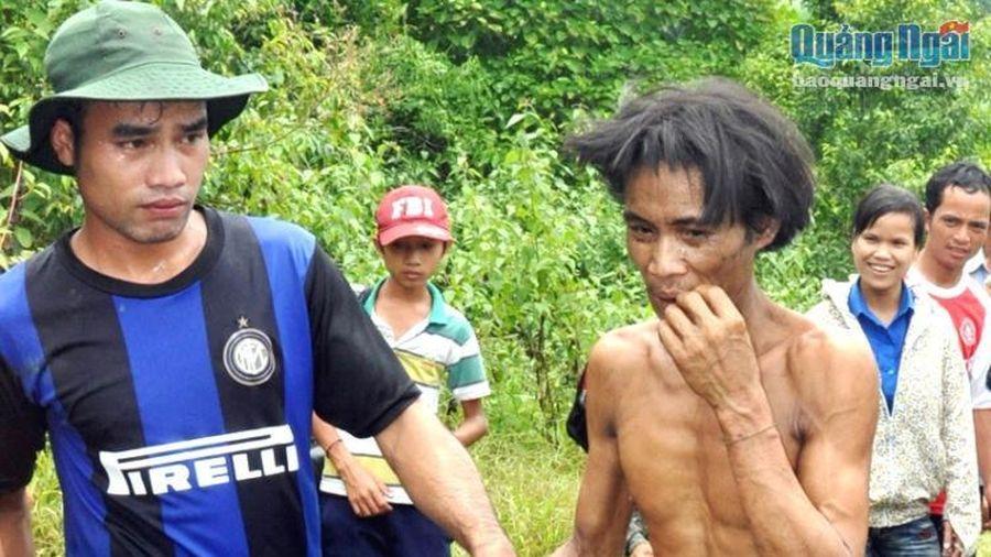 Nụ cười của 'người rừng' Hồ Văn Lang