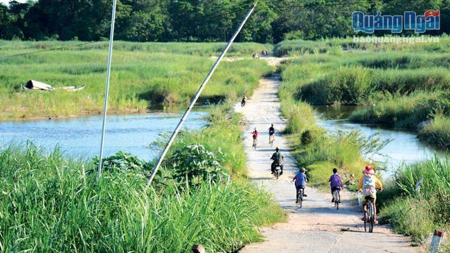 Nỗi lo của người dân thôn Ân Phú