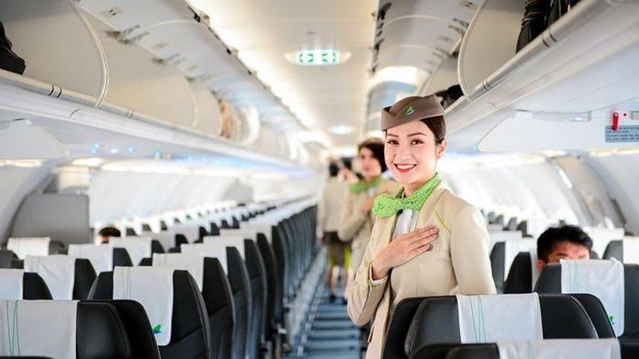 Bamboo Airways khai thác trở lại các đường bay nội địa từ Hải Phòng/Vinh/Đà Nẵng/Cần Thơ