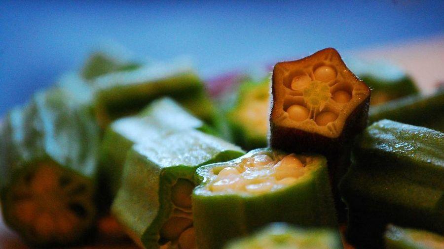 Ăn đậu bắp giúp giảm cholesterol