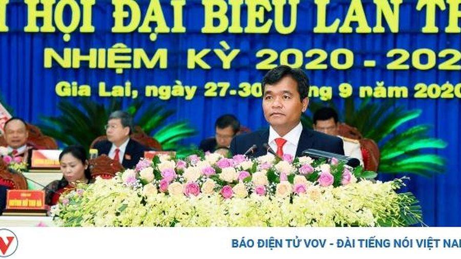 Đại hội Đảng bộ tỉnh Gia Lai khóa XVI: Dân chủ, trách nhiệm và giàu ý chí